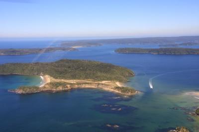 Ringa Ringa Passage & Native Island, Sails Tours, Stewart Island