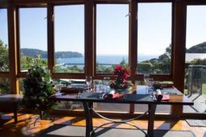 Sails Ashore Lodge, Stewart Island