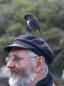 Peter Tait, Nature Guide, Sails Tours