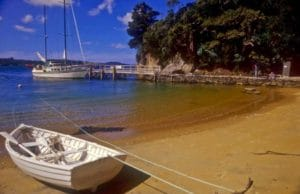 Sails Tours, Stewart Island