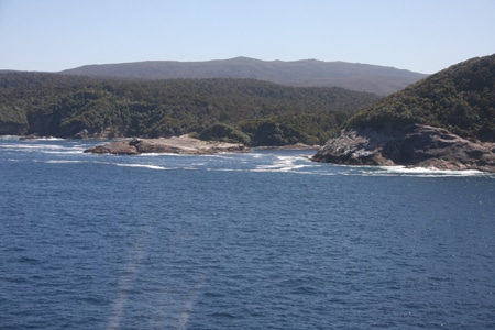 kopeka, sails tours, stewart island