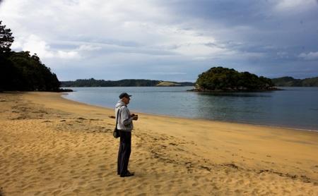 Sydney Cove, Stewart Island, Sails Tours