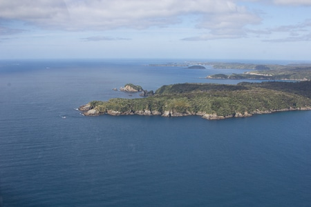 East Cape, sails tours, stewart island