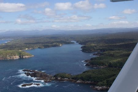 Lords River, Stewart Island, Sails Tours