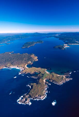 Anglem Point, Sails Tours, Stewart Island
