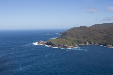 South Cape, Stewart Island, Sails Tours