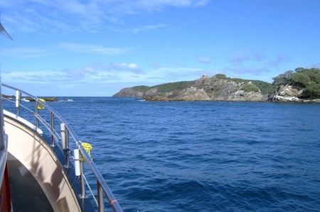 East Cape, Sails Tours Stewart Island