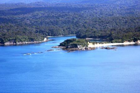 Tikotathi, sails tours, stewart island