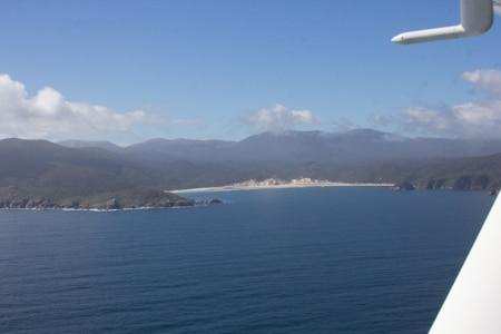 Doughboy Bay, Sails Tours Stewart Island