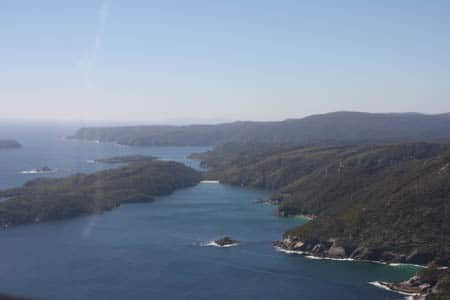 easy harbour, stewart island, sails ashore