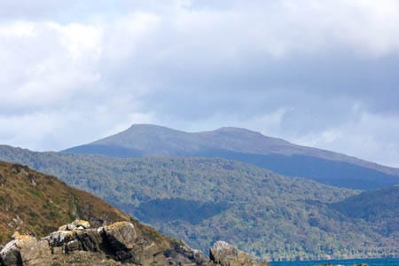 The Paps, Stewart Island, sails Tours