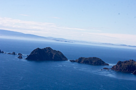 uggedy Islads, Sails Stewart Island Tours
