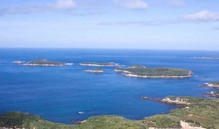 Breaksea Islands Sails Tours