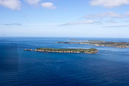 Tia Island, Stewart Island, sails tours