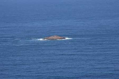 Black Rock, Sails Tours, Stewart Island Place Names