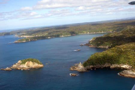 Pikaroro, sails tours, stewart island