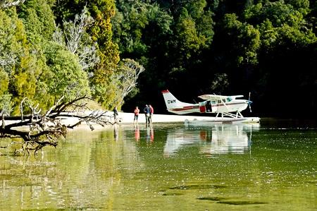 albion inlet, waiharakeke, sails tours, stewart island