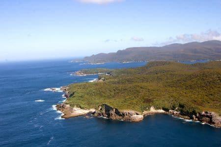 Broad Head, Stewart Island Place Names, Sails Tours