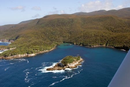 kananhihi, stewart island place names, sails ahore