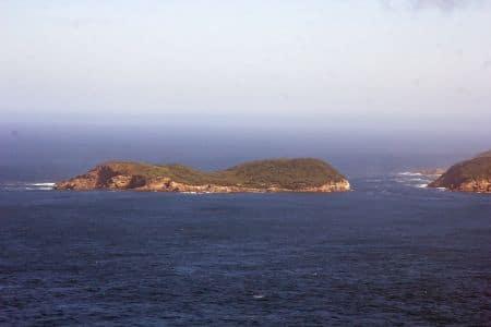 Poutama, Stewart Island Place Names, Sails Ashore
