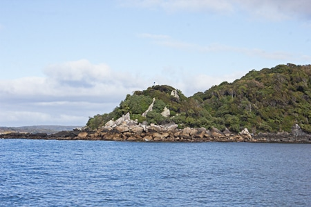 Ackers Point, Sails Stewart Island Tours