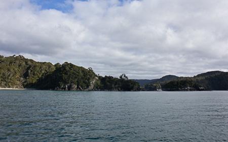 Garden Island, Sails Stewart Island Tours