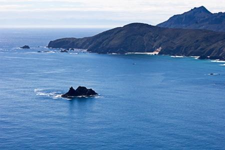 Shark Island Sails Stewart Island Tours