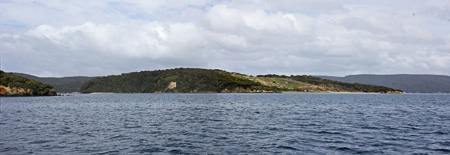 Sails Ashore Lodge, Stewart Island