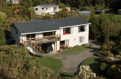 Renovations at Kowhai Lane Lodge