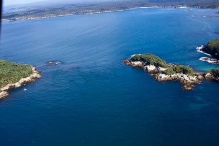 Joss's Passage, Sails Guided Stewart Island Tours
