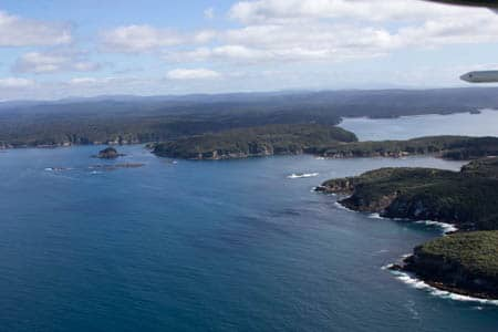 The Kaik, Sails Stewart Island Tours