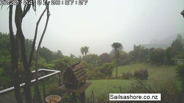 Fog at Sails Ashore